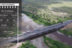 [BR-116] – Finalização da ponte sobre o rio Paraguaçu