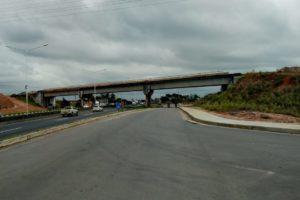 [BR-324] – Finalização de viaduto em Simões Filho