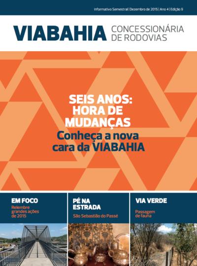 Revista VIABAHIA Dezembro de 2015 Ed9