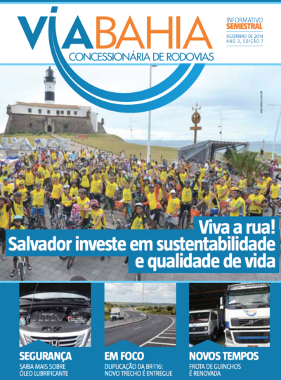 Revista VIABAHIA Dezembro de 2014 Ed7
