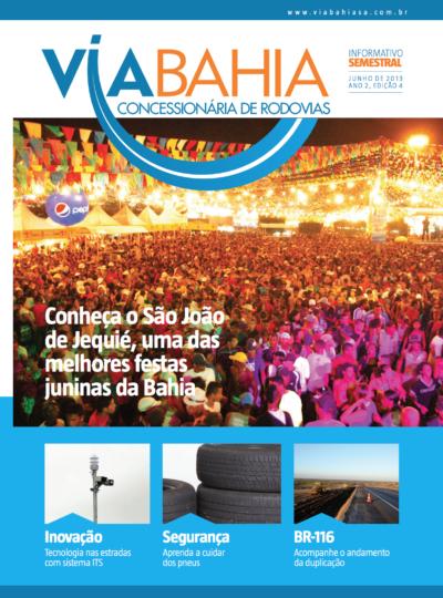 Revista VIABAHIA Junho de 2013 Ed4
