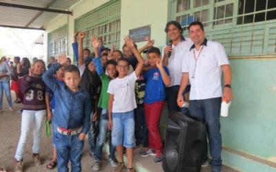Programa de educação para o trânsito da VIABAHIA sensibiliza mais de 300 crianças