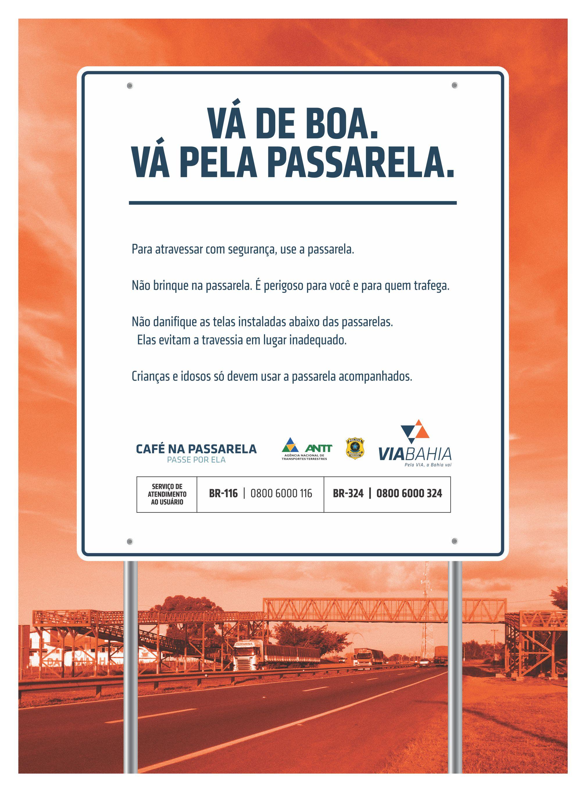 Café na Passarela