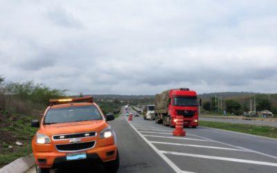 VIABAHIA libera ao tráfego trecho duplicado na região de Feira de Santana