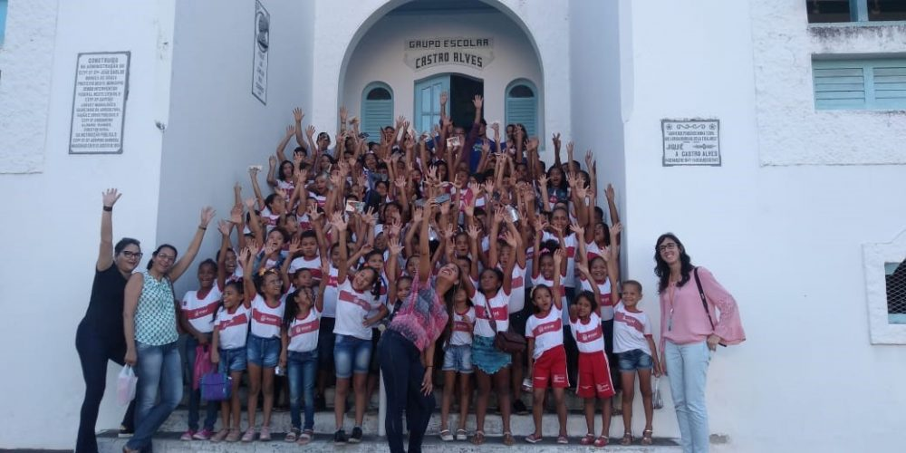 VIABAHIA promove Ação de Educação Ambiental, levando o Projeto SALVE BOITATÁ, A SERPENTE DE FOGO!, ao município de Jequié!